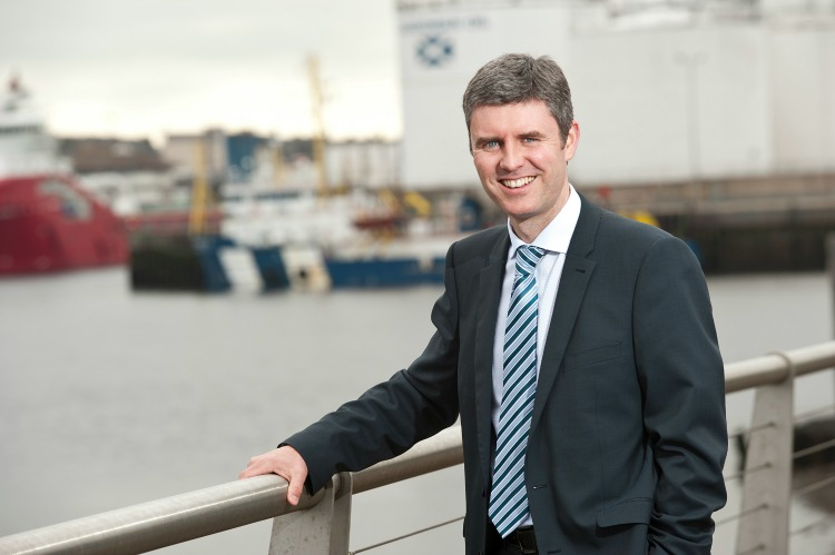 Barry Macleod, UKCS managing director at Bibby Offshore