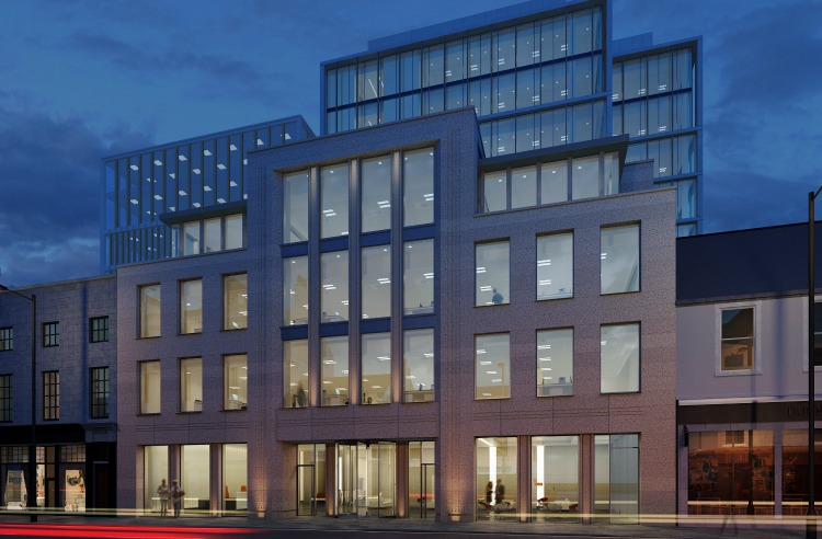One lucky start-up will win free office space in Orega Aberdeen's inspiring Silver Fin office environment.