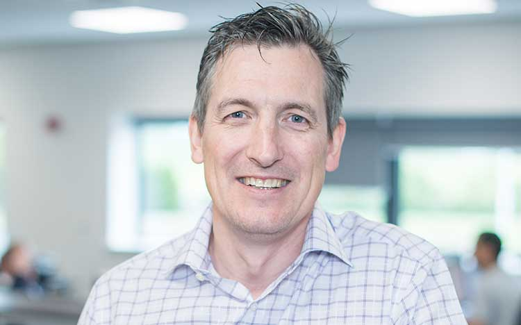 Scott Watters, Chief Operating Officer with Tendeka