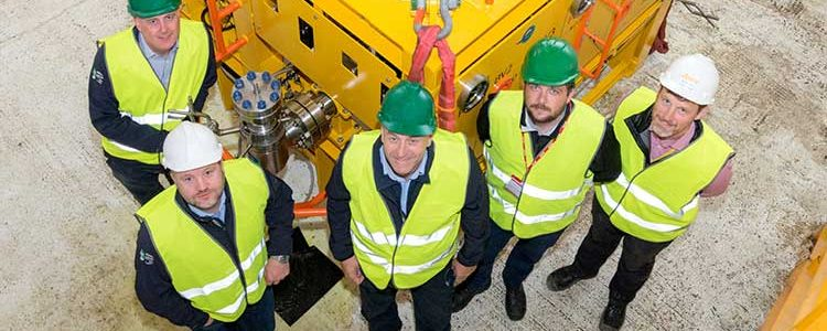 The team at Enpro Subsea